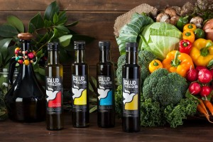 Salud de Paloma Farm to Table Texas Olive Oil
